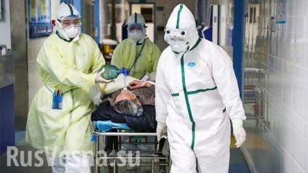 Число жертв коронавируса перешагнуло отметку 1100 человек, в России второй выздоровевший