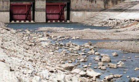 Комитет Рады принял решение по поставкам воды в Крым