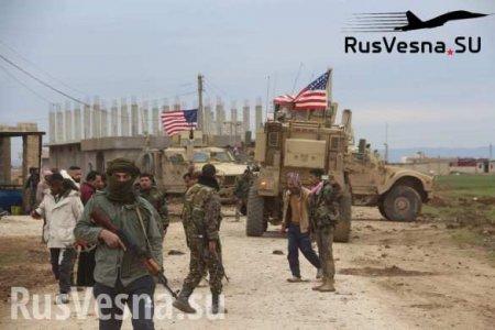 «Пиндос стреляет, пошёл F-16!» — кадры боя военных США и сирийцев на глазах ...