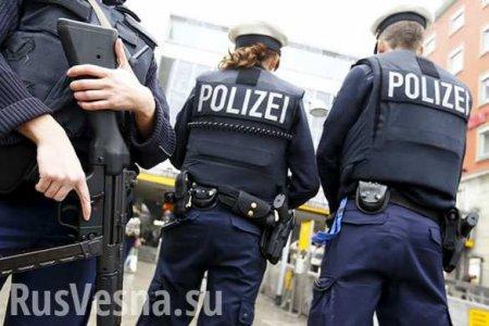 Нацисты готовили нападения на политиков в Германии
