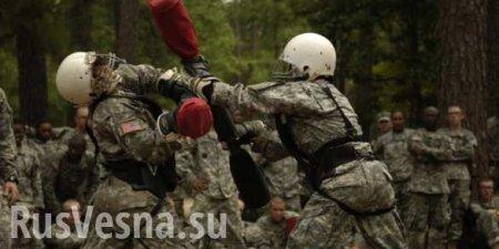 «Защитники Европы»: американские солдаты начали учения в немецких барах
