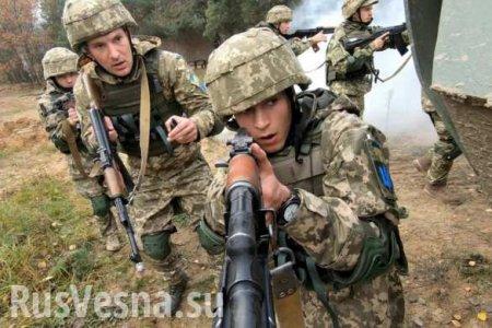 Военные планы Украины: Донбассу и Крыму приготовиться (ВИДЕО)