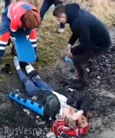 Львовский наркоман на«Таврии» въехал втолпу прохожих (ФОТО, ВИДЕО)