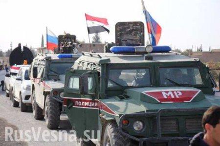 Агония врага: Армия России открыла ворота в Идлиб, боевики пытаются закрыть ...