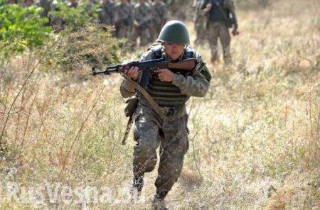 Отряд ВСУ перемещался под Горловкой, и это закончилось трагически: сводка с Донбасса (+ВИДЕО)