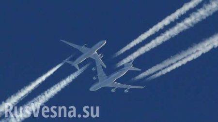Учёные предложили изменить высоту полёта самолётов из-за необычной причины