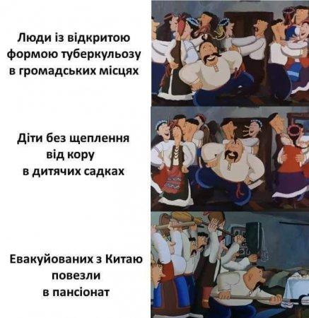 «Средневековье пришло, хочется плакать»: как украинцы не пускают своих сограждан, вывезенных из Уханя