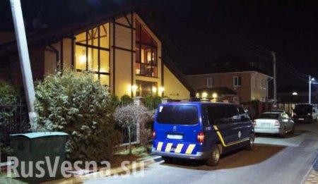 Застолье и стрельба — появились подробности смерти мужчины в доме экс-минис ...