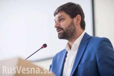 В Госдуме прокомментировали инициативу Украины обсудить «крымский вопрос»