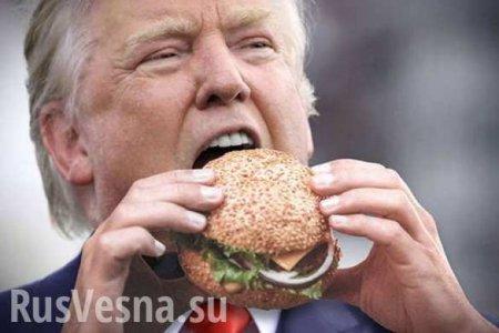 Врач рассказал, как пытался приучить Трампа к спорту и здоровой пище
