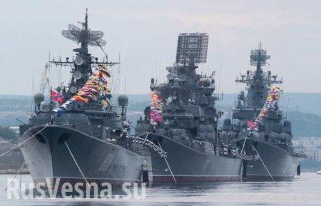 Россия перевооружила весь флот! — крик души главкома ВМС Украины (+ФОТО, ВИДЕО)