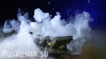 В Москве три человека погибли после прыжка в бассейн с сухим льдом (+ВИДЕО)