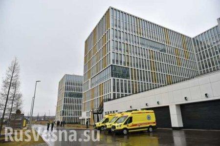 Москва выделила отдельную супербольницу для больных коронавирусом (ВИДЕО)