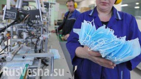ВОЗ признала мировой дефицит масок: какая ситуация в России и на Украине?