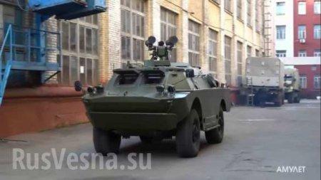 Распиливают военный бюджет: об украинском «чуде техники» на колёсиках (ВИДЕО)