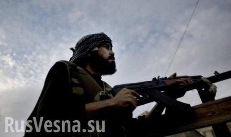 Налинию фронта вДонбассе прибыла группировка террористов-исламистов