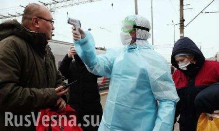 МОЛНИЯ: Власти сообщили о новых случаях коронавируса в России