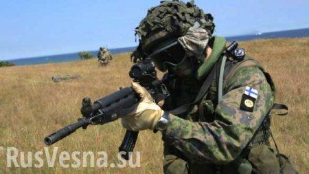 Финские военные не поедут на учения НАТО из-за коронавируса