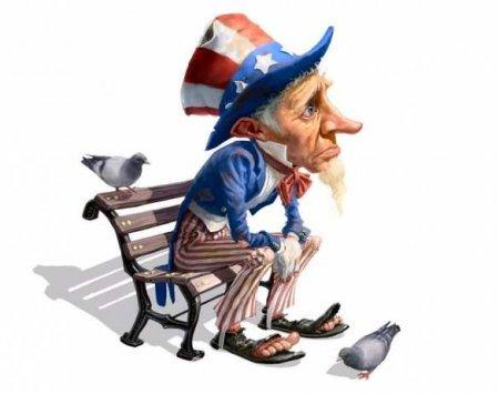 Россия отломила ножку утрёхногого стула американской сланцевой индустрии,  ...