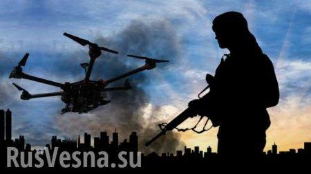 Ювелирная работа: Армия ЛНР предотвратила удар с воздуха, перехватив беспил ...