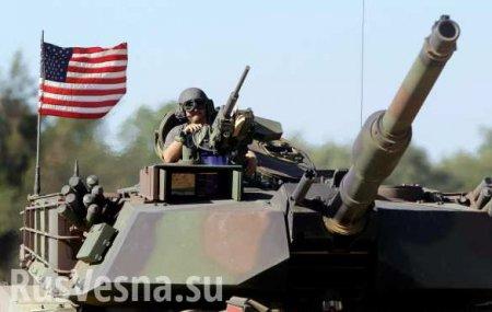 СШАрасширяют штат своих военных баз, ноневВосточной Европе