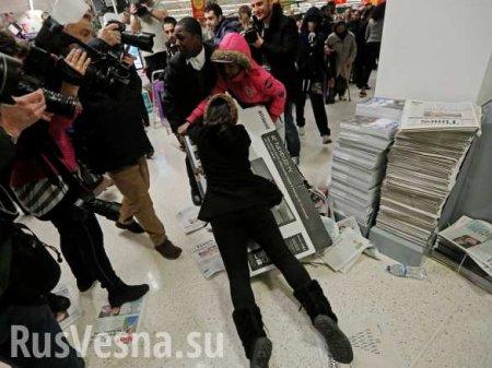 Зарядил всемагазины кАК-47: российский писатель онадвигающемся наСШАапокалипсисе (ФОТО)