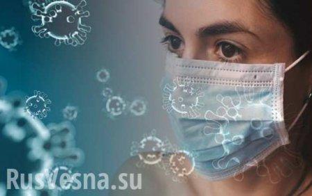 Коронавирус вРоссии: число инфицированных растёт
