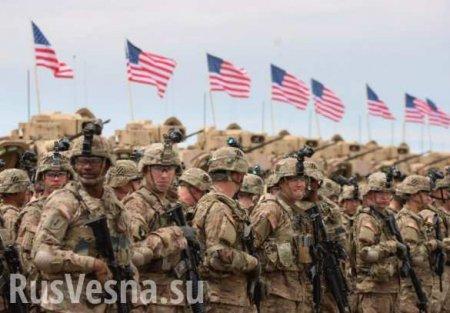 США отменили переброску войск в Европу