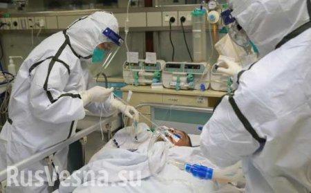 Смертность от коронавируса в Китае оказалась гораздо ниже мирового уровня