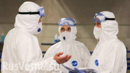 На Украине студентов-медиков мобилизуют для борьбы с эпидемией коронавируса