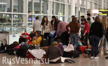ВТаиланде застряли тысячи украинских туристов, путь домой практически закр ...