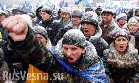 Тука нашёл «агентов Путина» на Украине (ВИДЕО)