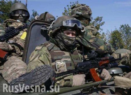 Поступившие на Донбасс тесты на коронавирус исчезли из больницы, украинским военным неожиданно урезали паёк (ВИДЕО)