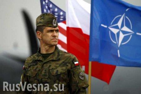 Вашингтон и Варшава плюют на карантинные меры и делают всё, чтобы темпы зар ...