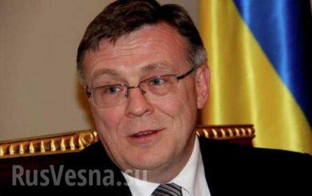 Это Украина: экс-глава МИД задержан по подозрению в умышленном убийстве