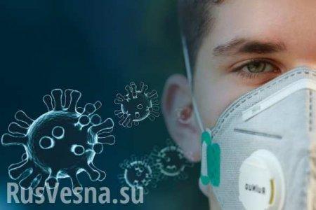 В США объяснили активное распространение коронавируса по стране