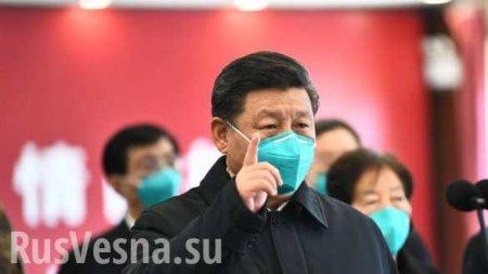 США обвинили Китай в «чудовищной лжи» о коронавирусе