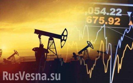 Российская нефть обновила антирекорд 1999года