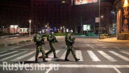 ВАЖНО: В первом регионе РФ введён комендантский час