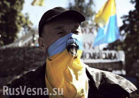 Карантинные меры на Украине будут усилены