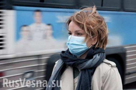 Коронавирус наУкраине: число заболевших и умерших растёт