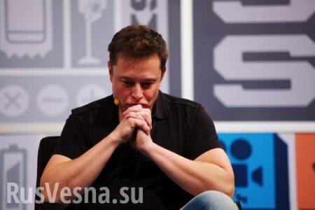 Илон Маск заговорил по-русски