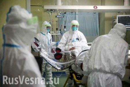 Коронавирус вмире: десятки тысяч заражённых засутки