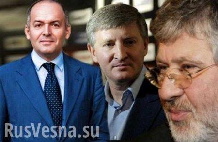 Ахметов потерял $3миллиарда, Коломойский награни вылета: Какукраинские олигархи упали всписке Forbes