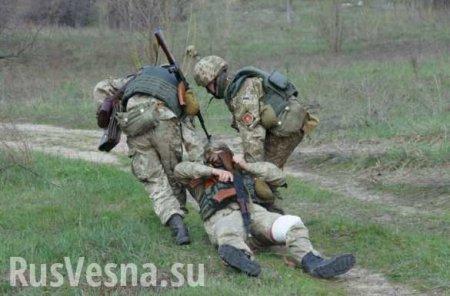 ВСУ: потери на фронтах и новые случаи заражения Covid-19