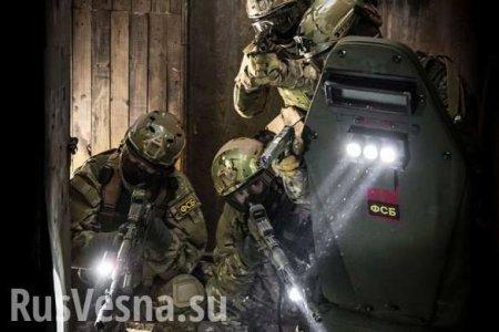 ФСБ задержала в Крыму украинских разведчиков, готовивших теракты (ВИДЕО)