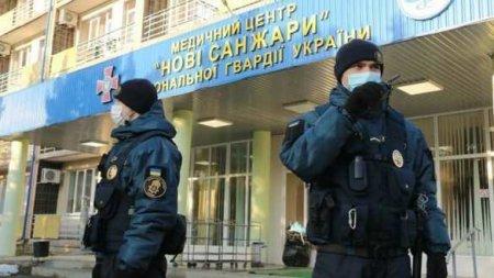 Вспышка коронавируса зафиксирована среди украинских полицейских