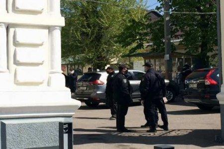 В Днепропетровске начались репрессии против верующих, посещающих храмы (ФОТО, ВИДЕО)