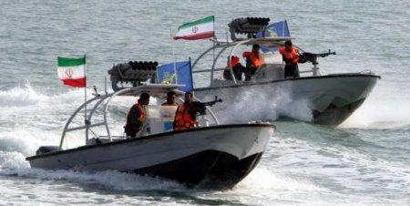 Трамп распорядился уничтожать иранские военные суда