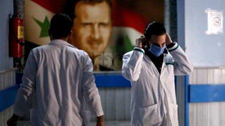 Странная помощь вборьбе ск-вирусом: груз изКитая удивил сирийцев (ФОТО)
